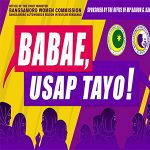 BWC-BARMM in collaboration with the Office of MP Bainon Karon  launched a social media platform titled Babae, Usap Tayo!.