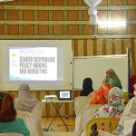Training on Gender Responsive Policy Making and Budgeting for BARMM Ministry and Offices