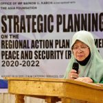 Strategic Planning Workshop of Regional Action Plan on Women Peace and Security(RAPWPS-BARMM)