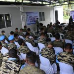 Gender Sensitivity Orientation to the members of the Joint Peace and Security Team